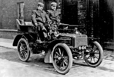 Rolls-Royce 10HP Car
