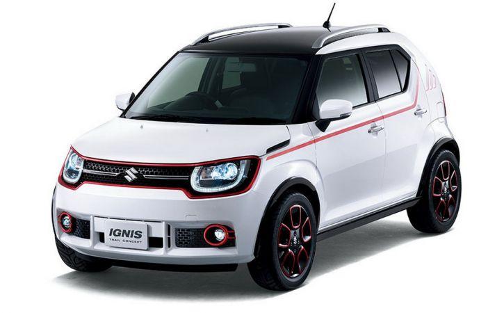 Suzuki Ignis Trail Concept Picture