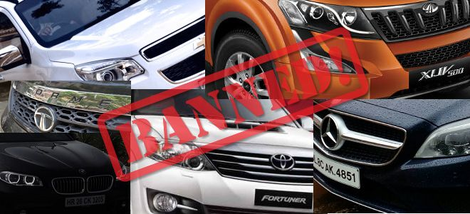 Cars Banned In Delhi