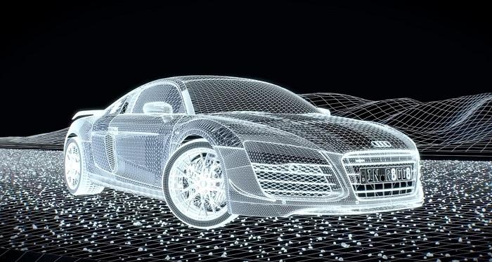 Audi R8 X-ray Examination