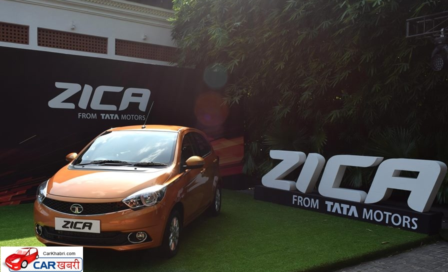 Tata Zica Front View Picture