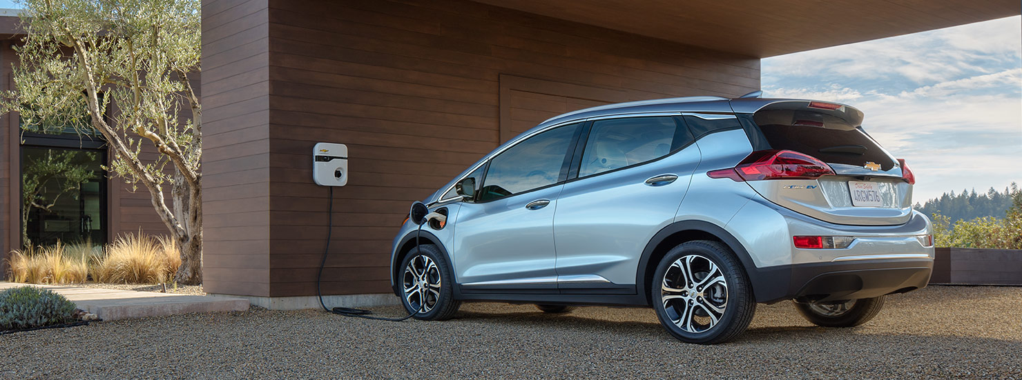Chevrolet Bolt EV Chargning Unit