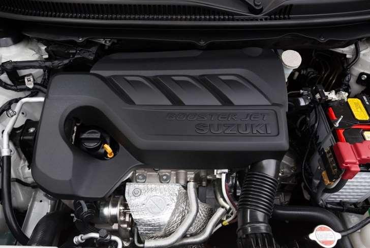 Maruti Suzuki Boosterjet Engine