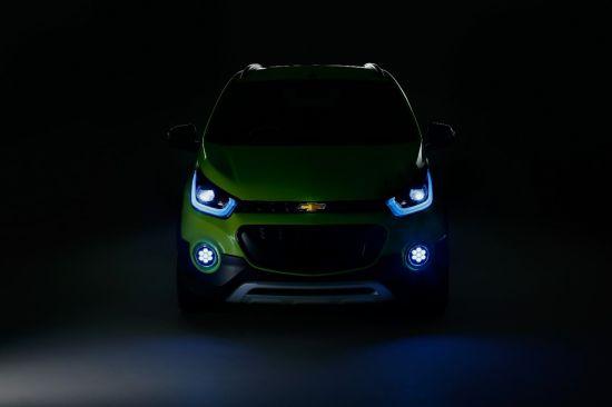 2016 Chevrolet Beat