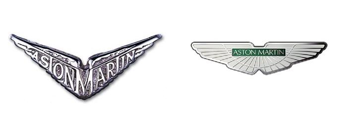 Aston Martin Logo History