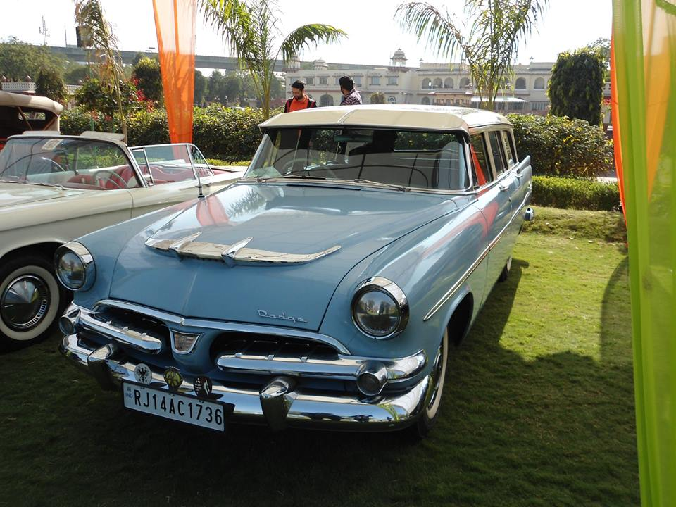 Vintage & Classic Car Rally Jaipur