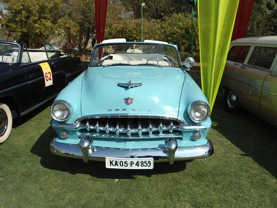 18 Vintage & Classic Car Rally