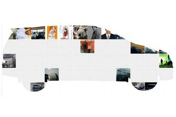 Toyota Innova Heritage Wall Contest