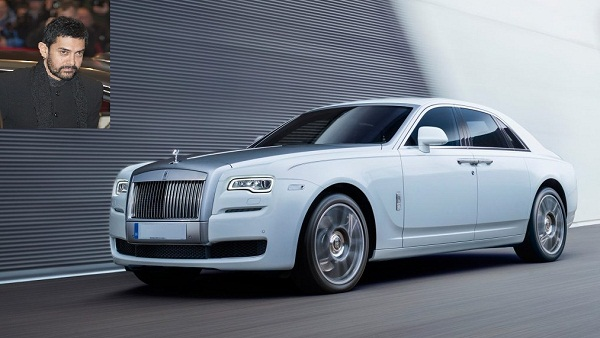 Amir Rolls-Royce Ghost