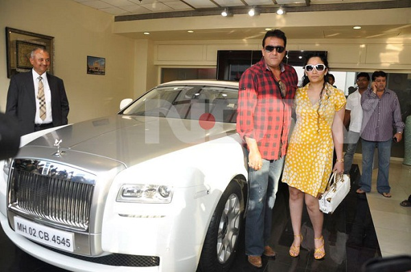 Manyata with Rolls-Royce