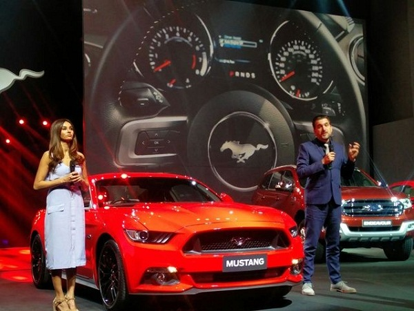 Ford Mustang Specifications Revealed
