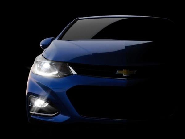 Chevrolet Beat Essentia