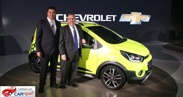 Chevrolet Beat Active Unveil
