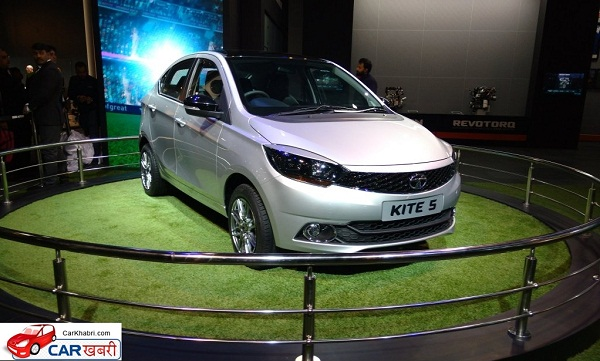 Tata Kite Front View