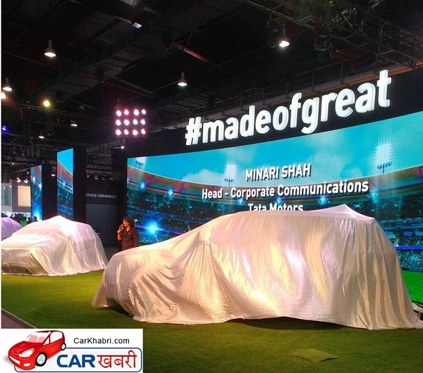 Tata Cars at AETMS 2016