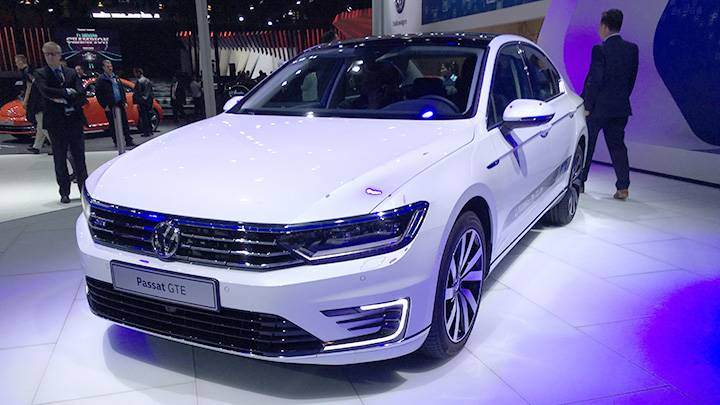 Volkswagen Passat-GTE