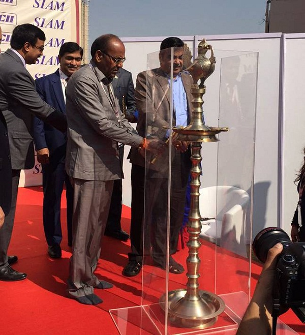 Inaugural of Indian Auto Expo 2016