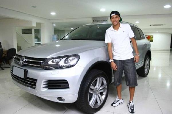 Neymar-Volvo XC60