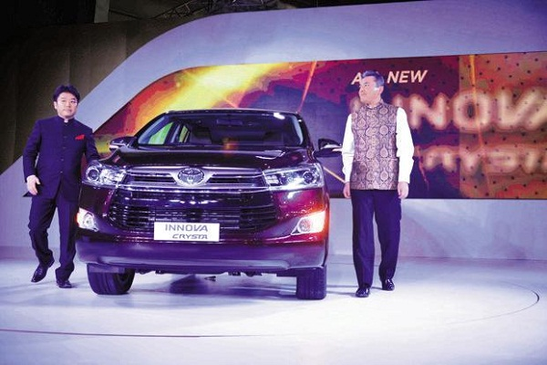 Toyota Innova Unveil