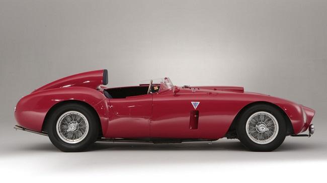 1954 Ferrari 375 Plus Spider Competizione
