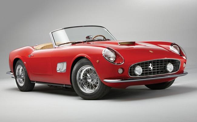 1961 Ferrari 250GT SWB California Spider