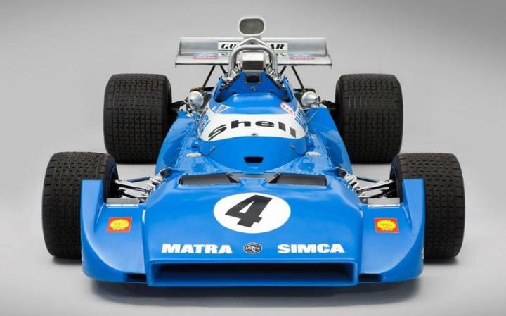 Matra F1 Front View