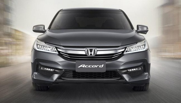 Honda Accord Front View