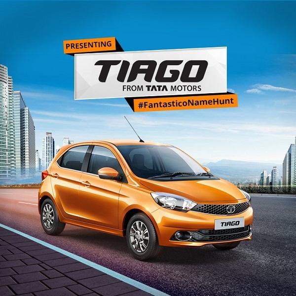 Tata Tiago Front View
