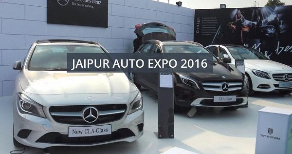 Jaipur Auto Expo 2016