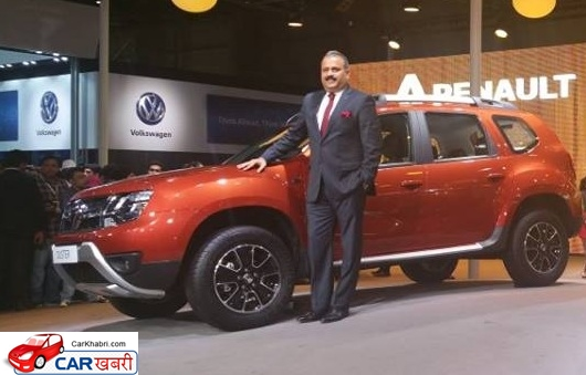 Renault Duster Launch Picture