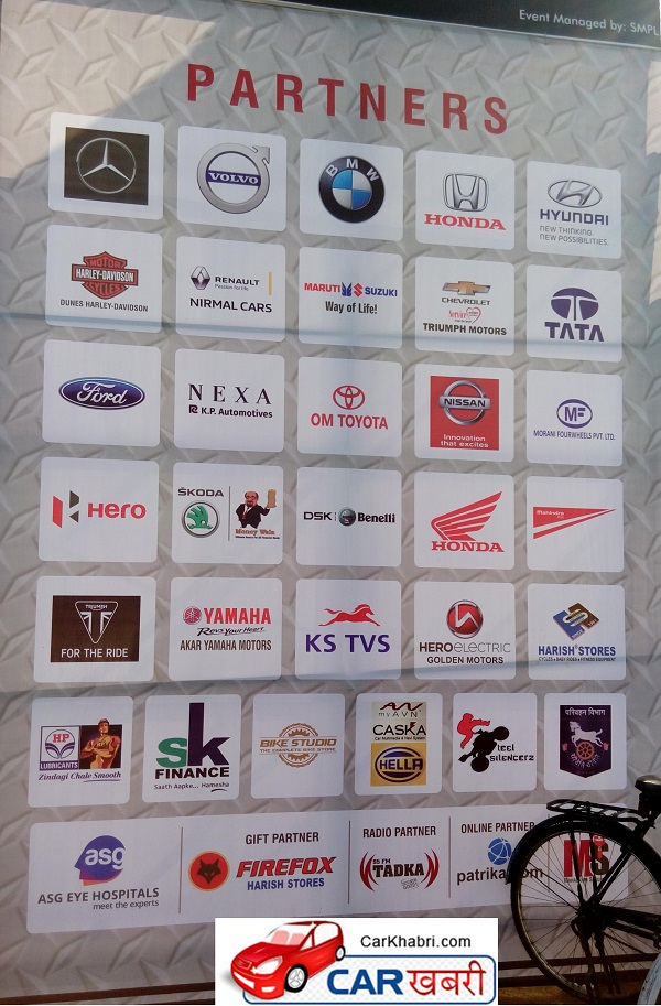 Partners of Jaipur Auto Expo 2016