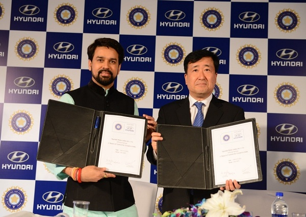 HMIL to be Official Partner of BCCI