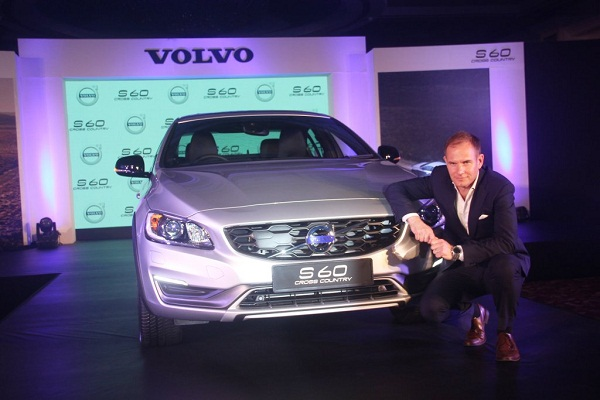 Volvo S60 Cross Contry Launch
