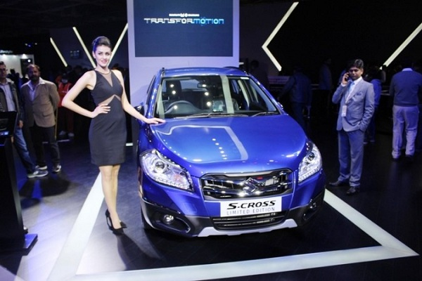 Maruti Suzuki S-Cross Limited Edition Launch