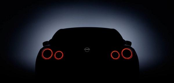 New Nissan GT-R Teaser