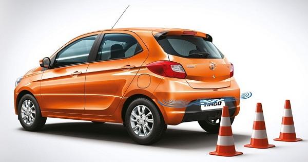 Tiago Parking Sensors