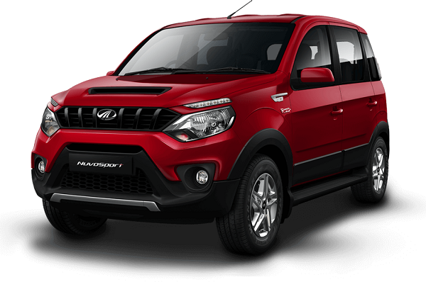 Mahindra NuvoSport Side View