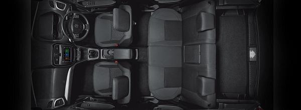 Maruti Suzuki Vitara Brezza Interior View