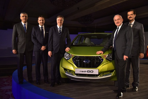 Datsun Redi-Go Launch
