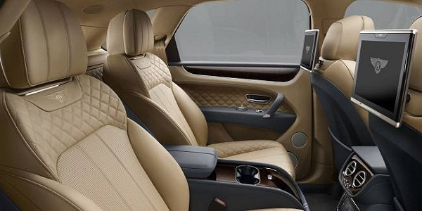 Bentley Bentayga Seat