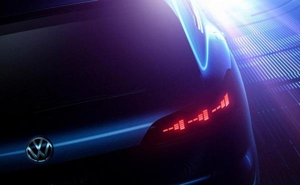 Volkswagen Concept SUV Rear