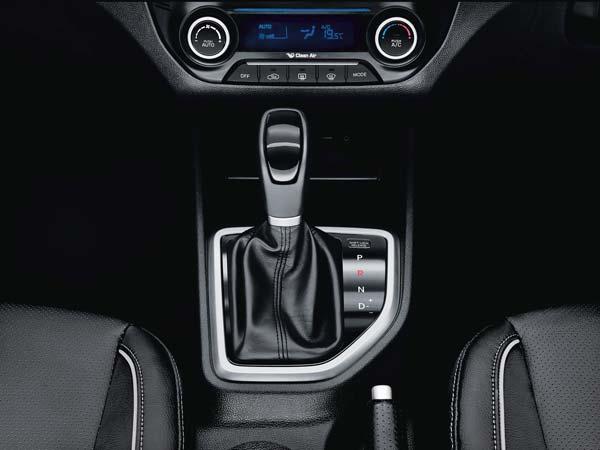 Hyundai Creta Automatic Transmission System
