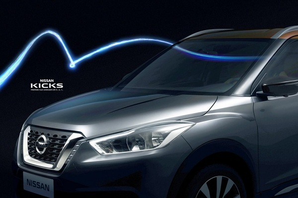 Nissan Kicks Production Concept