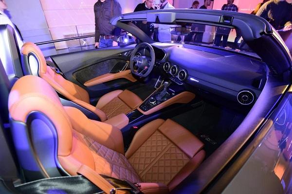 Audi TT RS Seats