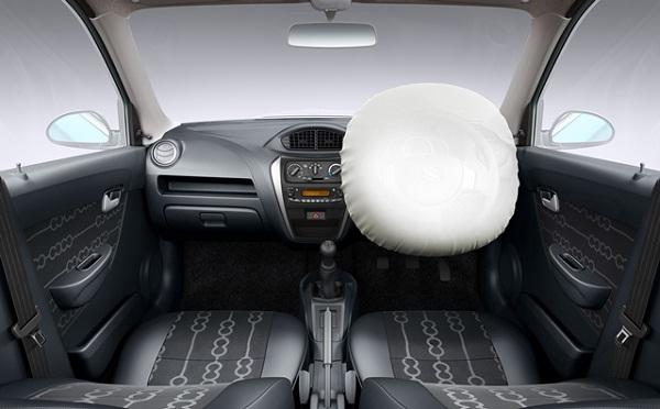 Maruti Suzuki Alto 800 2016 Airbag