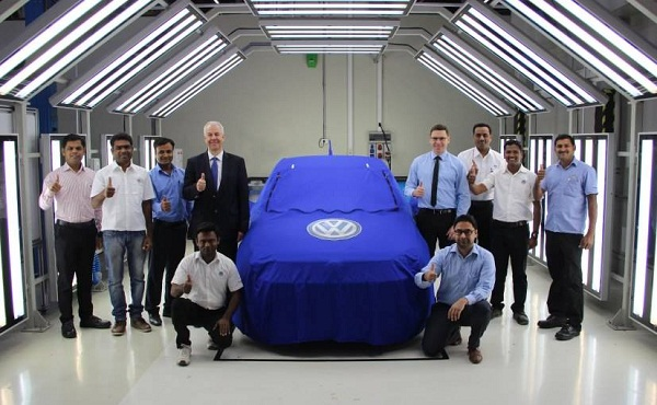 Volkswagen Ameo ready for launch
