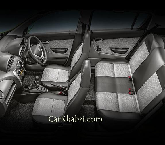Maruti Suzuki Alto 800 Interior Picture