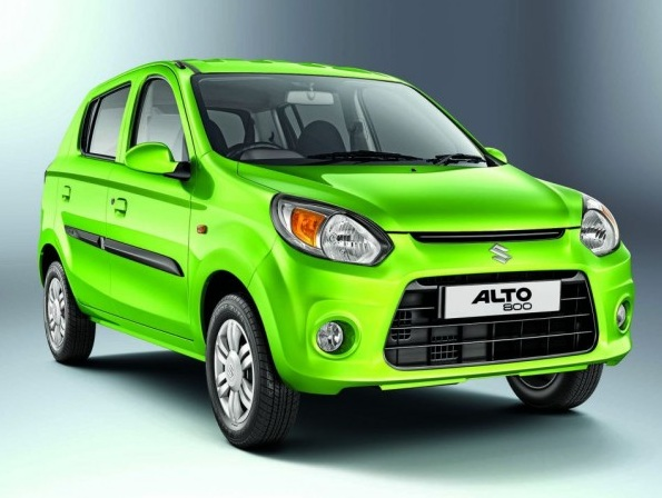 Maruti Suzuki Alto 800 Front Low View