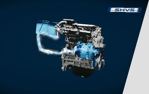 Maruti Suzuki Ciaz SHVS Engine