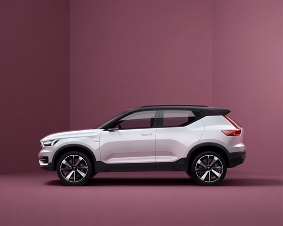 Volvo Concept 40.1 SUV